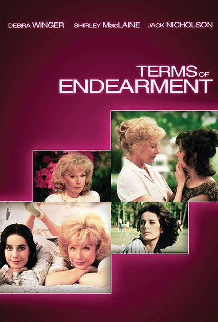 30 Things To Stream This Weekend #refinery29  http://www.refinery29.com/2015/01/79944/golden-globes-winners-streaming#slide1  Terms Of Endearment  You'll need at least one box of Kleenex to watch this award-winning drama starring Shirley MacLaine and Debra Winger as an intense mother/daughter duo. Streaming On:  Netflix & Amazon