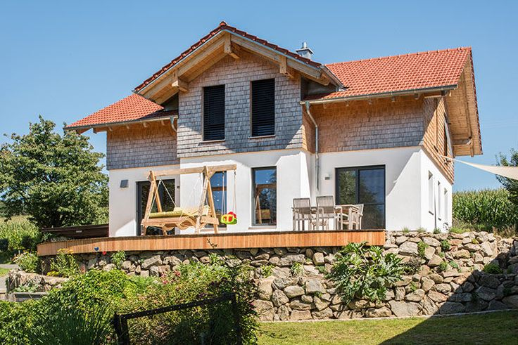 Einfamilienhaus Michelsneukirchen – Abensberger Holz100-Haus