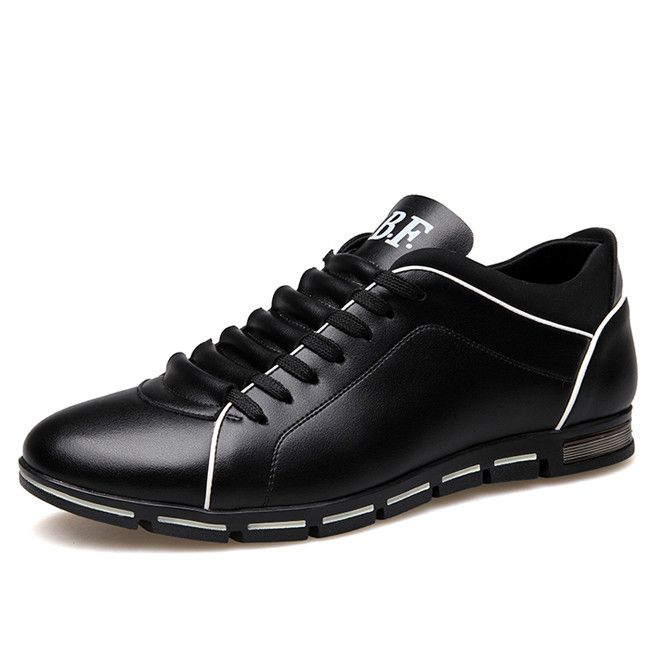New arrival Lace-up No-silp Casual shoes for men,Handmade Genuine leather male shoes,Outdoor Casual Brand shoes for men