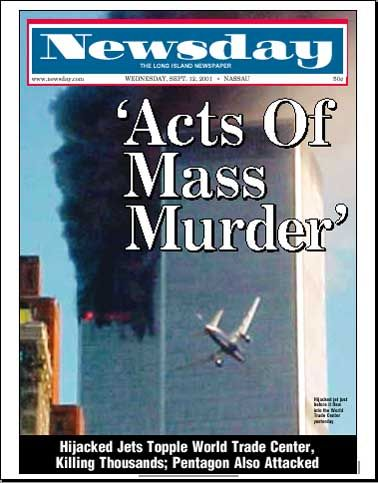 issue of the terrorist attacks of september 11 2001 To mark the five-year anniversary of the 9/11 attacks into the attacks if daschle pressed the issue of the terrorist attacks of september 11, 2001.