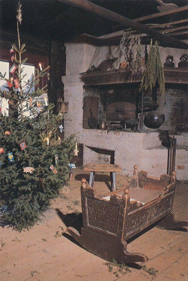 Vanhanajan joulu ja kehto