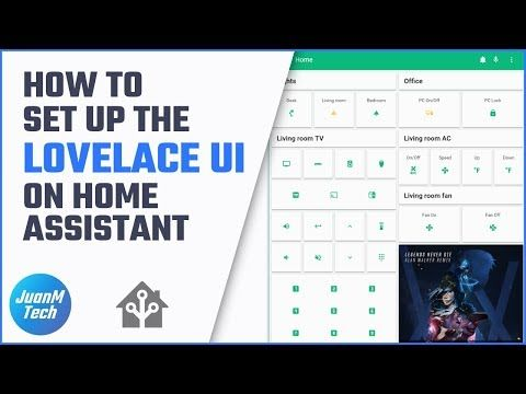 6) How to set up Lovelace on Home Assistant - YouTube | Công