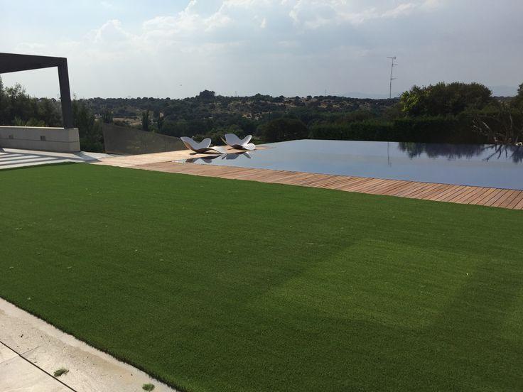cesped artificial para terrazas piscinas jardines outdoor mataro