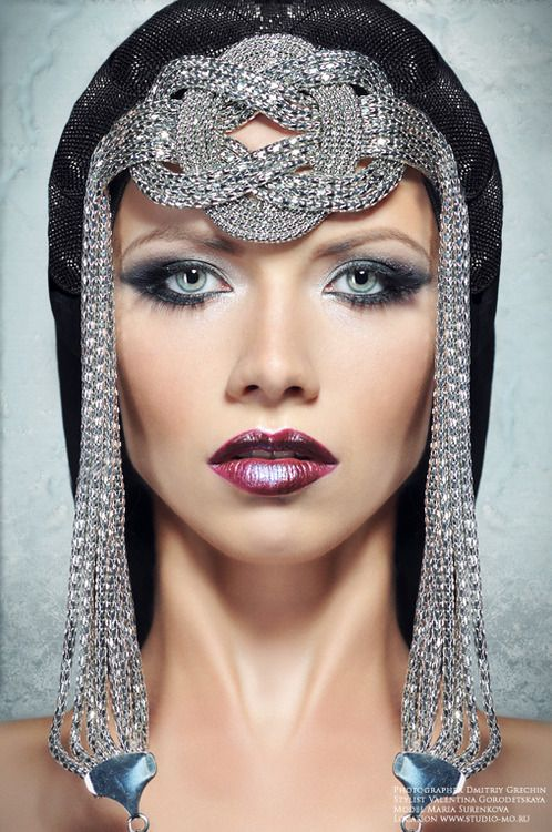 Glamour Makeup: Keep The Glamour