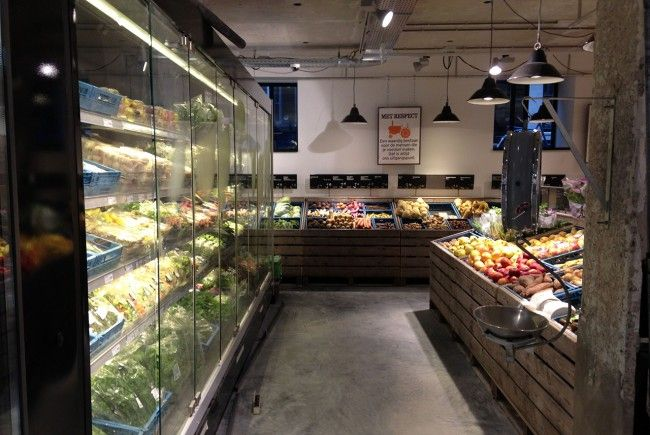 Despite its small size, Amsterdam has approximately 30 organic grocery stores throughout the city.