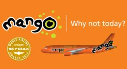 If you are looking for Mango Airlines in south africa for reaching your destination easy way? Find the best deal of south africa Mango Airlines from Domestic Flights South Africa.co.za online. http://www.domesticflights-southafrica.co.za/domestic-airlines/mango-airlines/