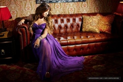 Demi Lovato's Latina Magazine Photoshoot