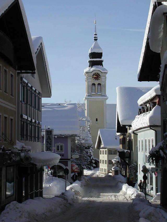 Sonthofen, Allgäu Germany