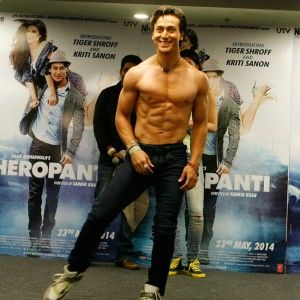 tiger shrof, tiger shrof 2015 new look, tiger shrof abs, tiger shrof abs workout, tiger shrof images, tiger shrof in gym, tiger shrof pics, tiger shrof pictures, tiger shrof wallpapers