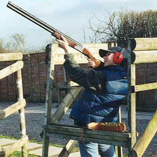 """Enjoy the Olympic sport of Clay Pigeon Shooting. Shoot at 50 clay pigeon """"birds"""" on this activity, starting with easy traps and building up in difficulty as you progress."""