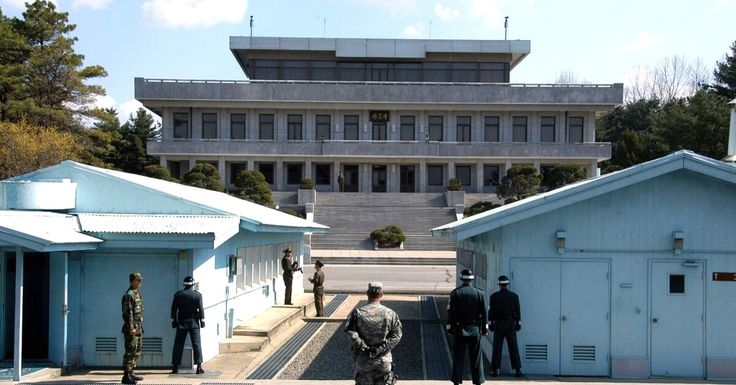 A Place of Tension Between Nations - The Korean Demilitarized Zone