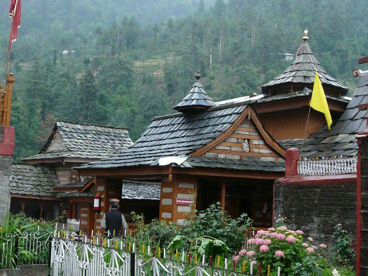Сланцевые крыши #Индия Himachal Pradesh #slateroof