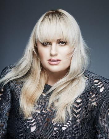 "Rebel Wilson ""I think sometimes girls look at Victoria's Secret models and think that they have to model themselves after that, but I really don't think that's the best, even though they are called 'models,' they're not the best people to model yourself after."""