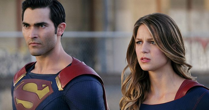 Superman Arrives in First Supergirl Season 2 Photos -- Tyler Hoechlin suits up in the first images from the Supergirl Season 2 premiere, which arrives along with a new teaser featuring Melissa Benoist as Kara Zor-El. -- http://tvweb.com/supergirl-season-2-photos-trailer-superman/