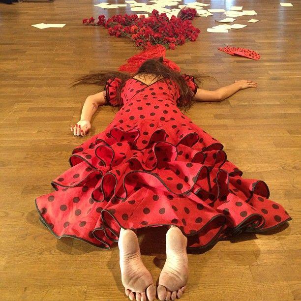 "@Mats Franzén's photo: ""Human Performance Art #art #installation #stockholm #stoff #fringefestival #performanceart"""