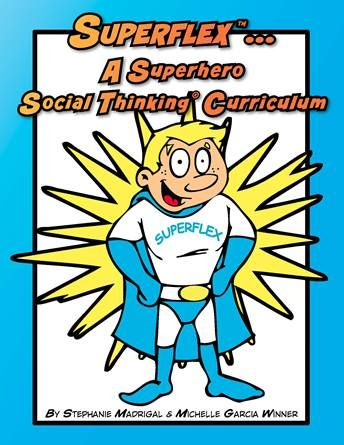 Socialthinking - Superflex: A Superhero Social Thinking Curriculum Package