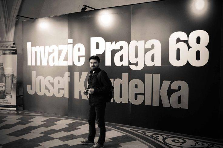 "Expoziţia de fotografie ""Invazie Praga 68″"