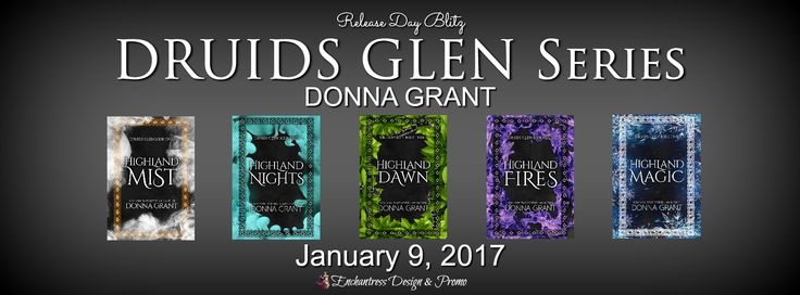 #BookBloggers sign up to host the #ReleaseDayBlitz for #DruidsGlen Series by @DonnaGrant ow.ly/VaEQ307Nifp