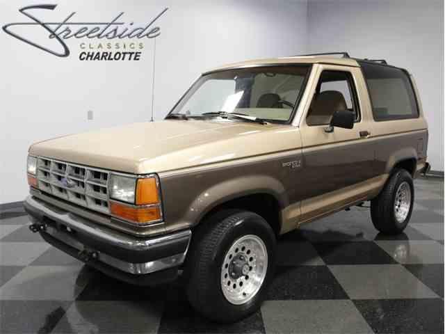 1990 Ford Bronco II | 988614