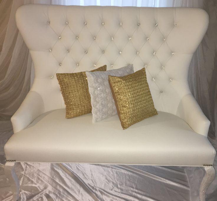 Bridal sofa