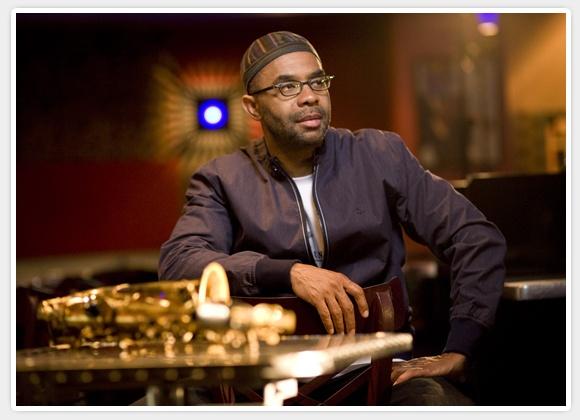 Kenny Garrett! Great sax man!