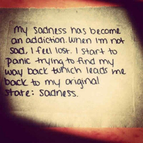 Long Sad Quotes About Life: 25+ Best Short Sad Quotes On Pinterest