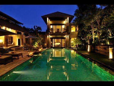 Villa Desuma - 4 Bedrooms Luxury Villa for rent in Seminyak Bali. Close to Petitenget Beach, Shopping Center and Restaurant. #bali #beach #travel