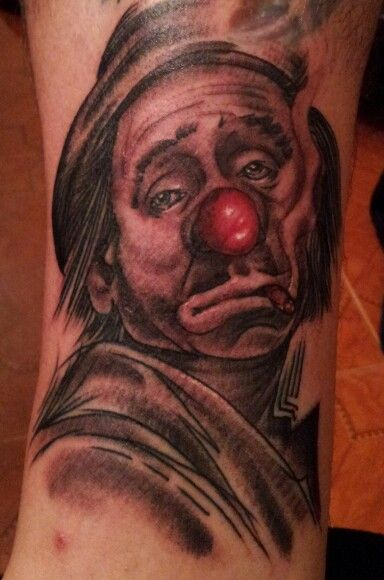 Payaso ultimate hustler tattoo