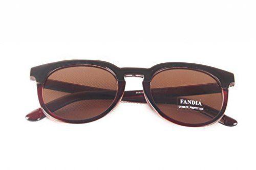 La Vogue Unisex Vintage Round Anti-Reflective Wayfarer Sunglasses Coffee La Vogue http://www.amazon.co.uk/dp/B00MJO8RSM/ref=cm_sw_r_pi_dp_lz10wb0TY5RPG