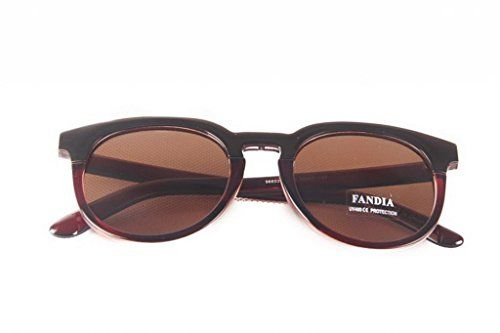 La Vogue Unisex Vintage Round Anti-Reflective Wayfarer Sunglasses Coffee La Vogue http://www.amazon.co.uk/dp/B00MJO8RSM/ref=cm_sw_r_pi_dp_lz10wb0TY5RPG
