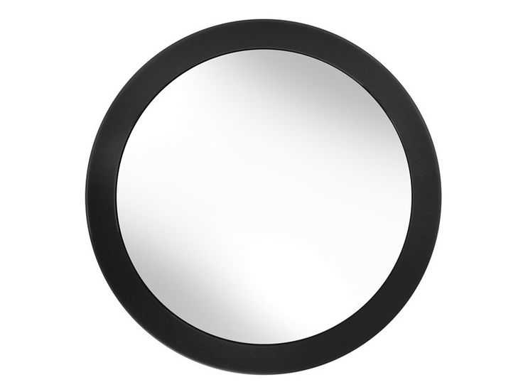 Lustro łazienkowe KW Easy Mirror 5x Black