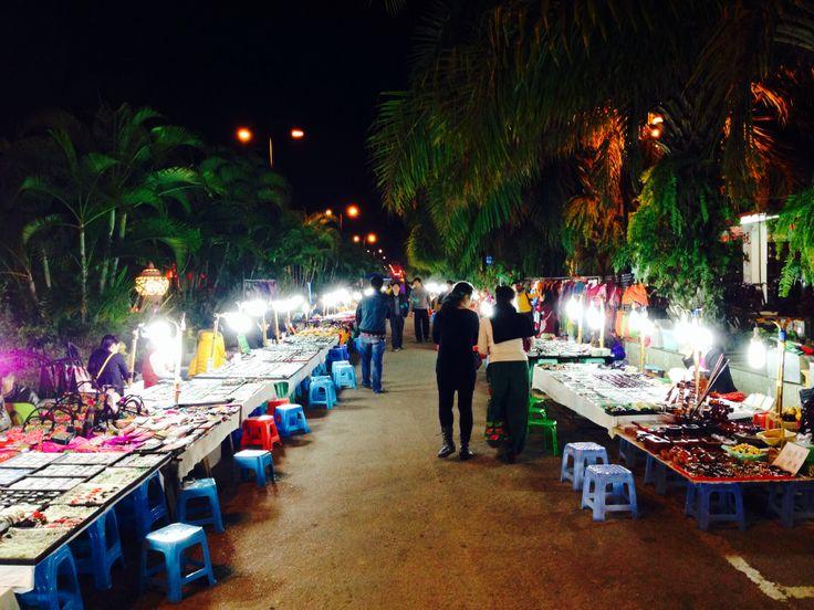Xishuangbanna night market