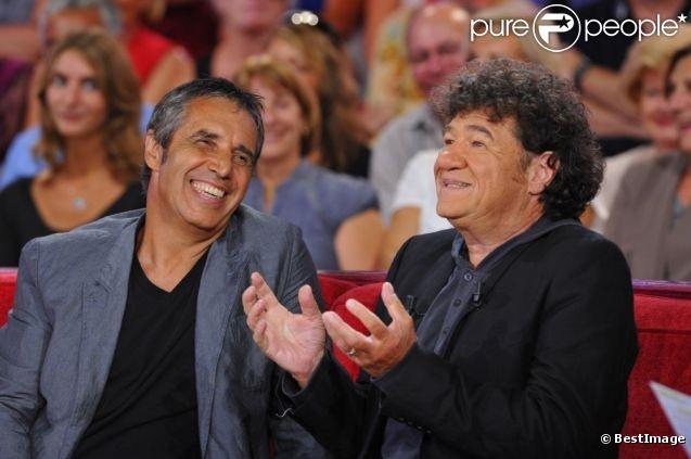 Julien Clerc et Robert Charlebois