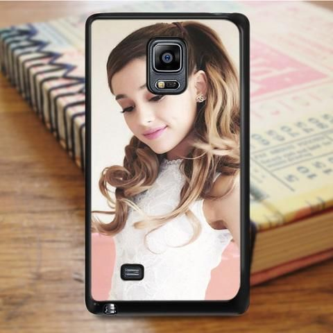 Ariana Grande Beautiful Smile Samsung Galaxy Note Edge Case