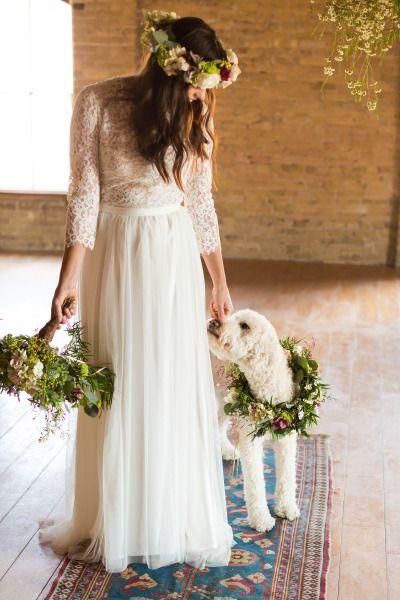 Boho wedding inspiration: http://www.stylemepretty.com/wisconsin-weddings/2015/05/27/luxurious-boho-warehouse-wedding-inspiration/ | Photography: Maison Meredith - http://www.maisonmeredith.com/