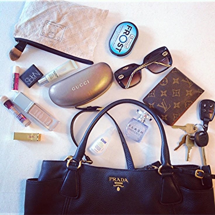 Whats in my bag celebrity babies