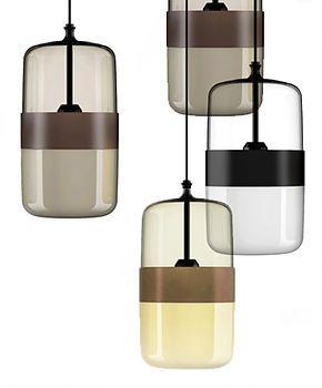 Lámpara Futura, re interpreta el encanto de faroles antiguos, creando un sistema de iluminación objetivo, racional y limpio.