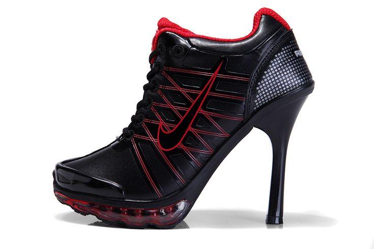 Heels Air, Heels Women, Nike High Heels, Nike Women, Heels Shoes, High Heel Shoes, Air Max