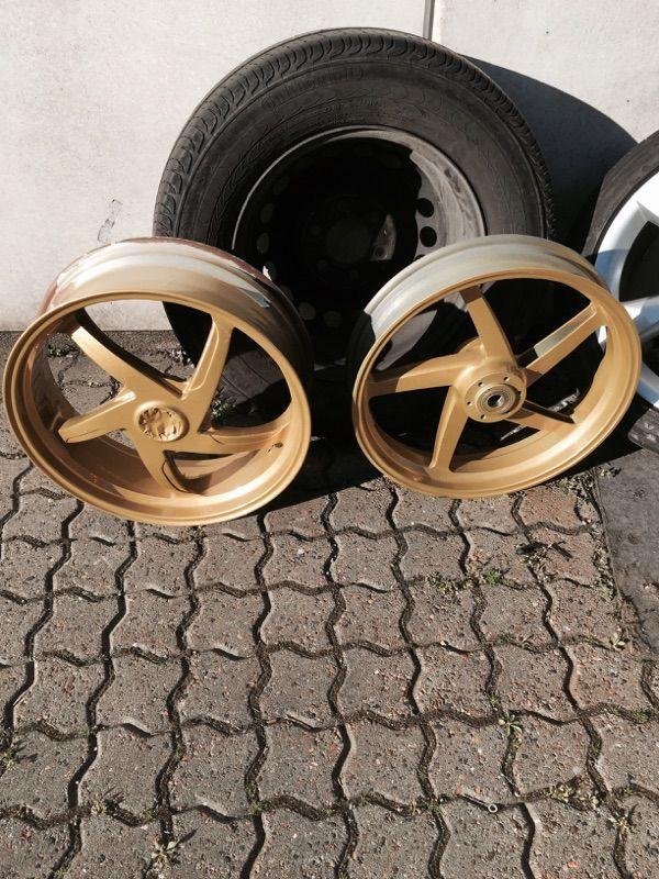 "#Magnesium #Ducati #996 #5spoke ""light #weight #repaint"
