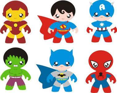 hola plis ayuda kn ideas y todo lo necesaria para fiesta de super heroes =)