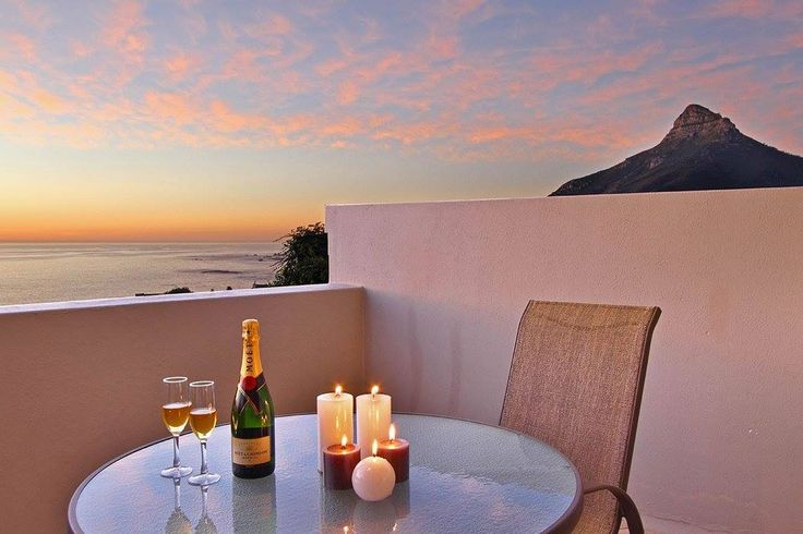 View from your private balcony