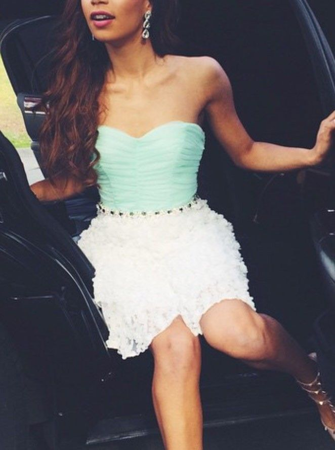 Homecoming Dress,Cute Homecoming Dress, Lace Homecoming Dress,Short Prom Dress, Sweet 16 Dress