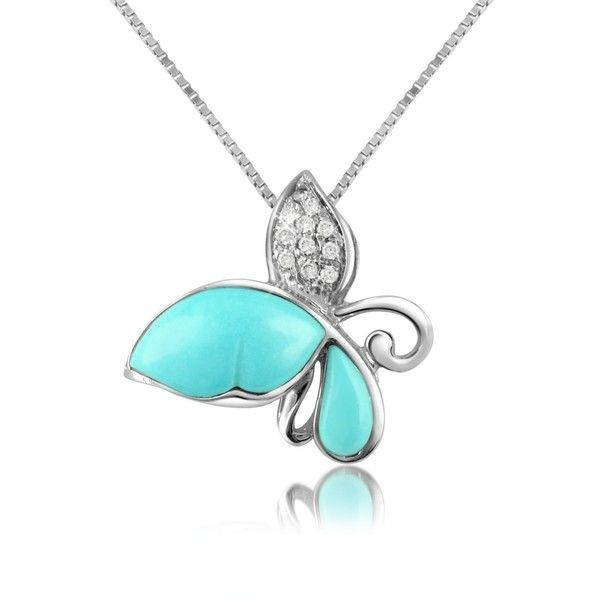 Del Gatto Diamond Gemstone Butterfly 18K Gold Pendant Necklace (160070 RSD) ❤ liked on Polyvore featuring jewelry, necklaces, accessories, jewels, collares, turquoise, diamond pendant necklace, gemstone necklaces, butterfly necklace and gold diamond necklace