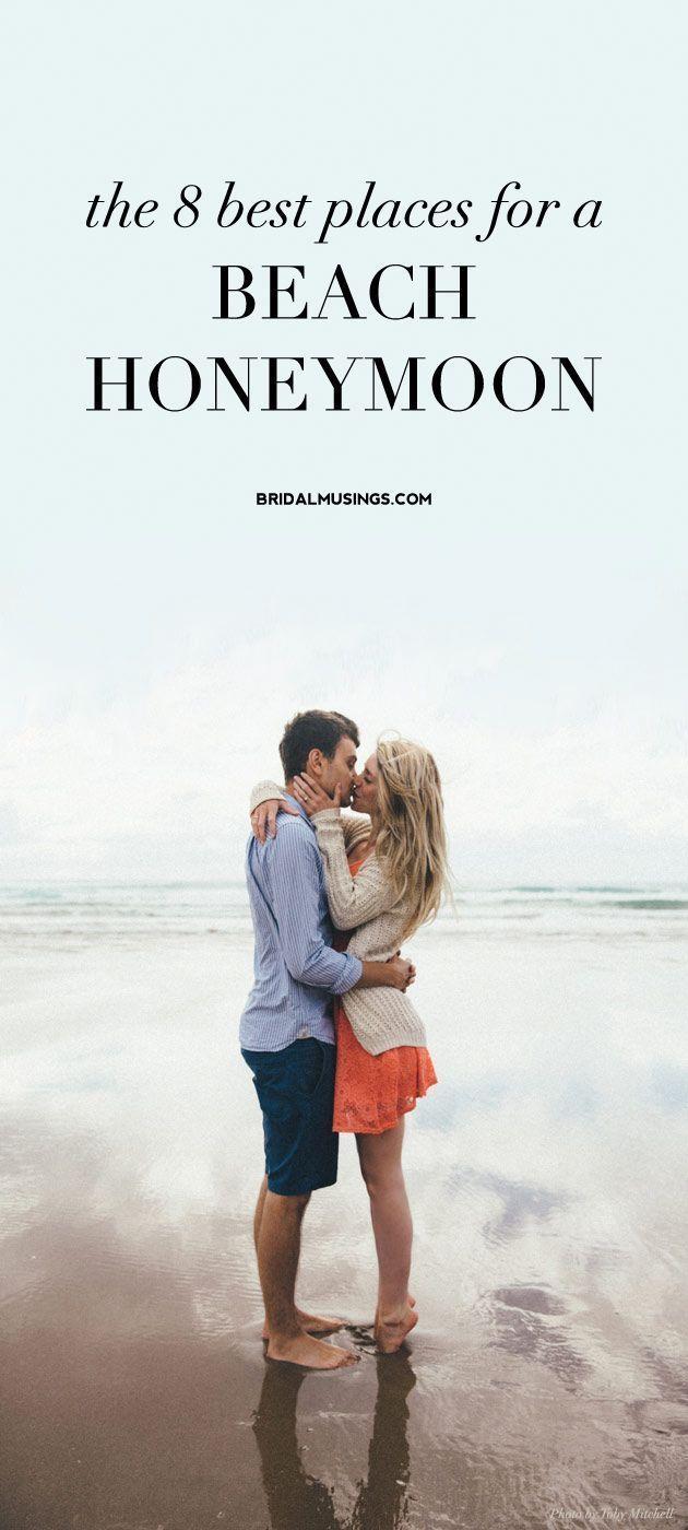 Beach wedding spots   Epic Places for a Beach Honeymoon  Bridal Musings Wedding Blog