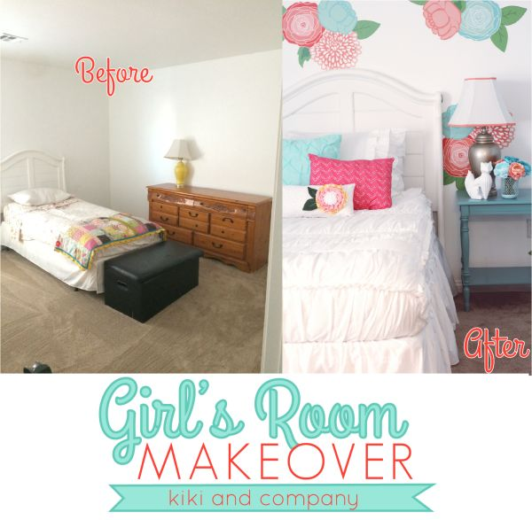 Before And After Small Bedroom Makeovers Bedroom