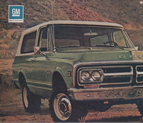King Buick Gmc In Gaithersburg: 67-72 Chevy Truck Ads: A Collection Of Cars And