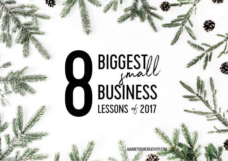 One of my favorite annual traditions: My biggest small business lessons of 2017! As this is my seventh (and most profitable) year in online business, these are by far the biggest small business lessons I've ever shared. I've gone from a hobbyist's income to a sustainable multi-six-figure business (most of that progress occurring in the last …