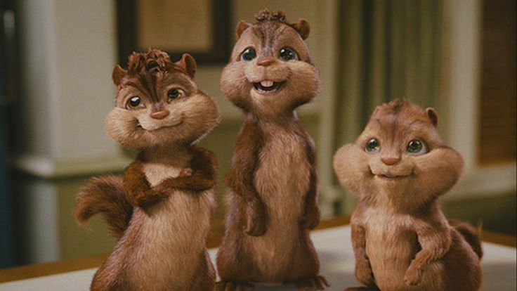 Alvin and the Chipmunks - Opening Scenes [ HD 1080p ] - YouTube