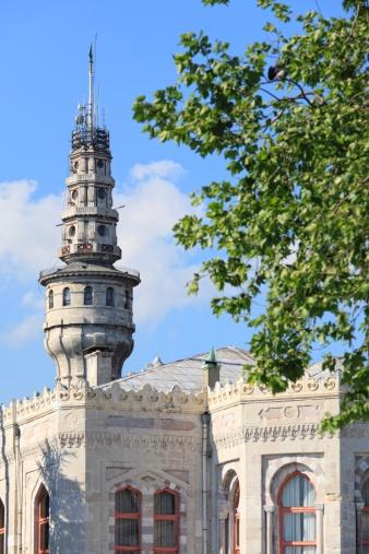 Beyazit Tower, Istanbul University: Istanbul, TURKEY