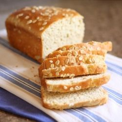 Honey and Oat Gluten Free Bread - soft, fluffy and perfectly slice-able sandwich bread is possible! Links included for whole wheat as well.